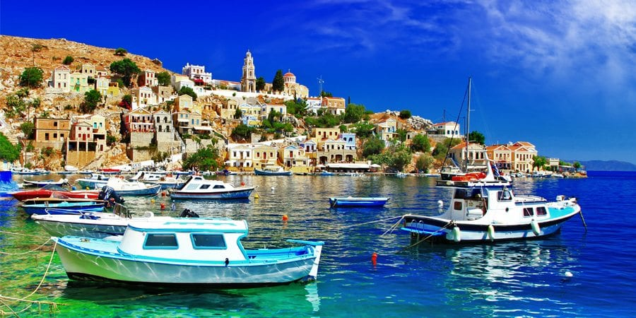 Greek Island Hopping Sailing For A Group