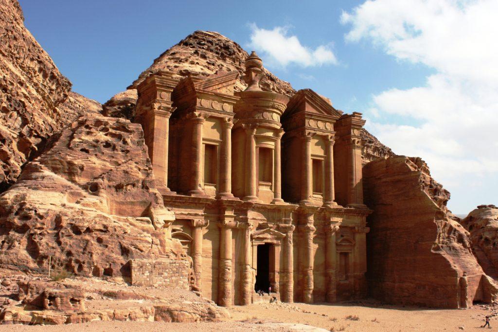 Monastery-Petra-Jordan