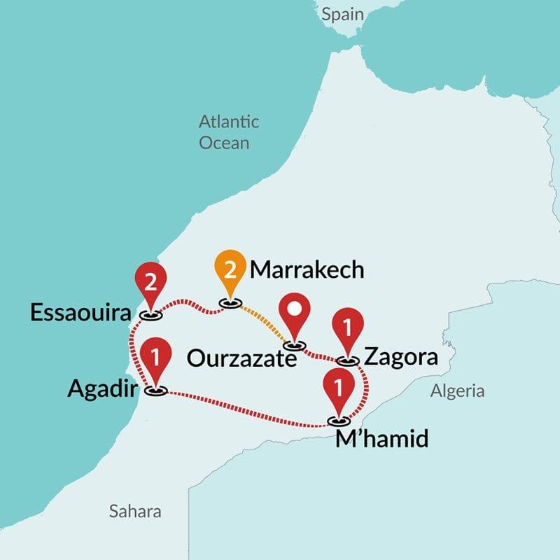 Marokko dating sites