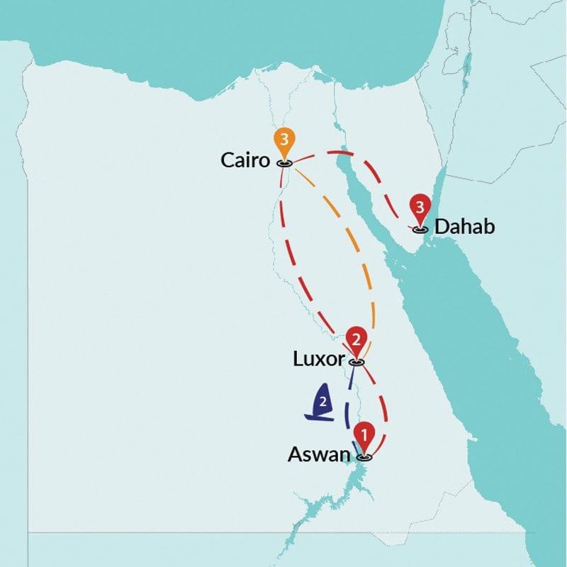 Egypt Tours | Trips to Egypt | Egypt Group Tours | Travel Talk Tours