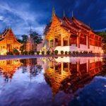 Wat Phra Singh Em Chiang Mai