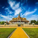 Royal Palace complex, Phnom Penh