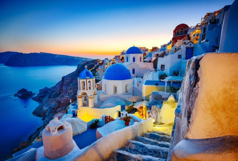 Greece Tours Greek Islands Hopping Travel Talk Tours